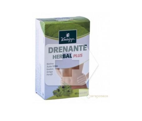 Kneipp Drenante Herb plus 60cáps