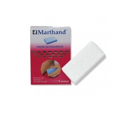 Marthand piedra quita durezas 1ud