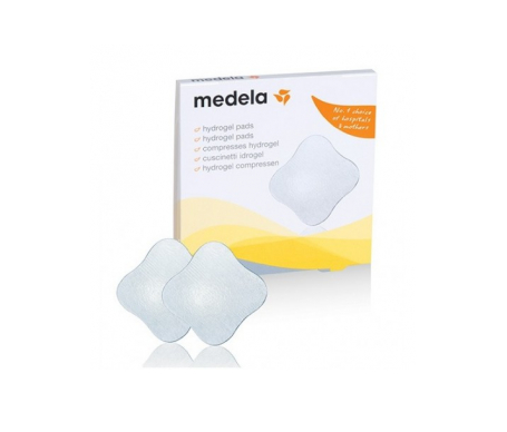 Medela parches hidrogel 4uds