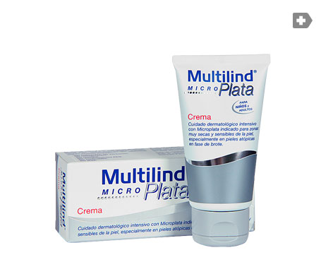 Multilind® microplata crema 75ml