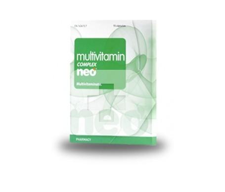 Multivitamin Complex Neo 15cáps