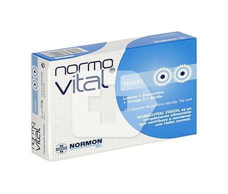 Normovital Vision 30cáps