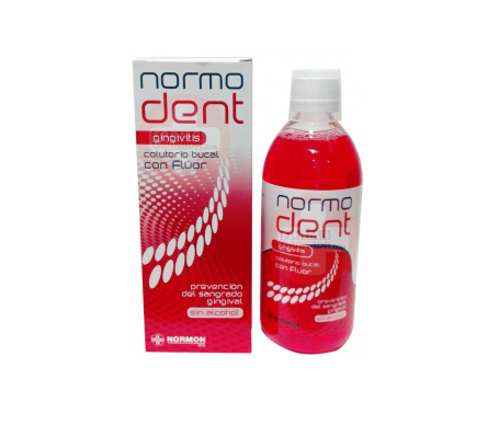 Normodent Gingivitis 500ml
