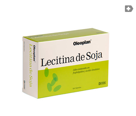 Oleoplant lecitina de soja 120cáps
