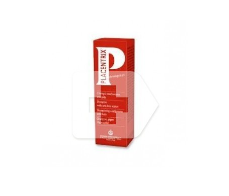 Placentrix champú caspa grasa 200ml