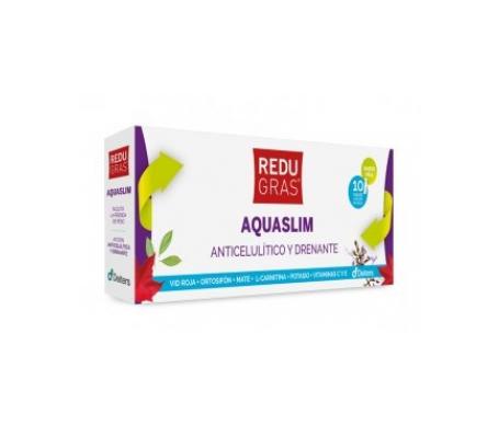 Redugras® Aquaslim 10 viales | PromoFarma