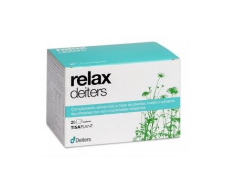 Deiters Relax 20 sobres