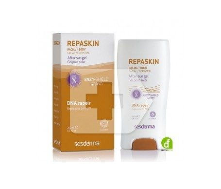 Sesderma Repaskin  SPF30+ fotoprotector 200ml