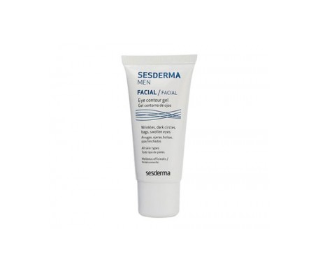 Sesderma Men gel contorno de ojos 30ml