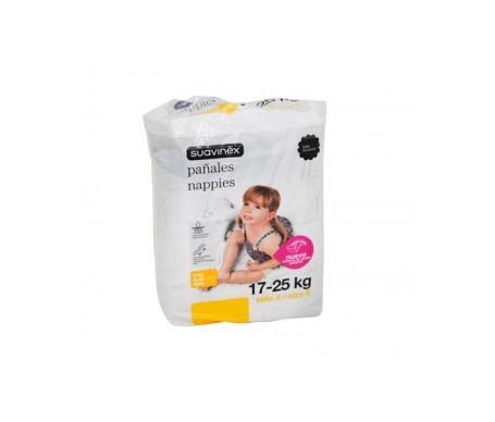 Suavinex® pañal talla junior 17-25kg 20uds