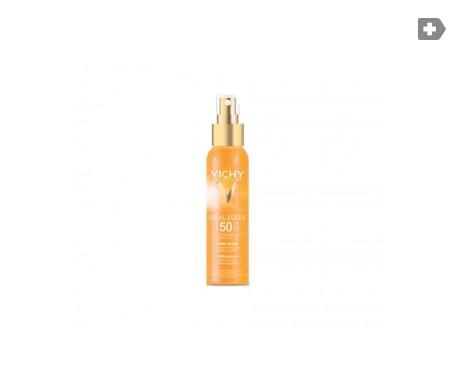 Vichy Idéal Soleil aceite seco SPF50+ 125ml