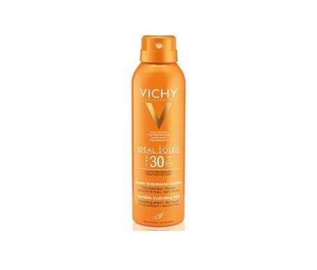 Vichy Idéal Soleil bruma invisible hidratante SPF30+ 200ml