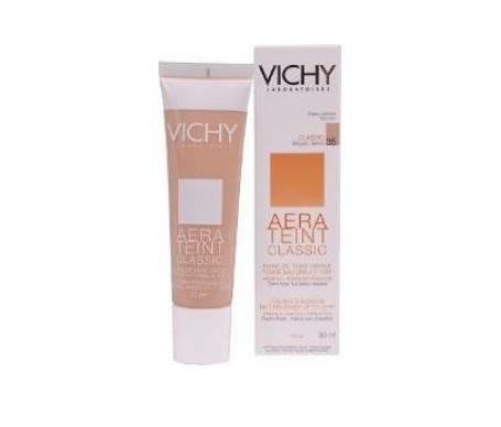 Crema per il trucco alla crema Vichy Aera Teint con effetto satinato tono 35 30ml