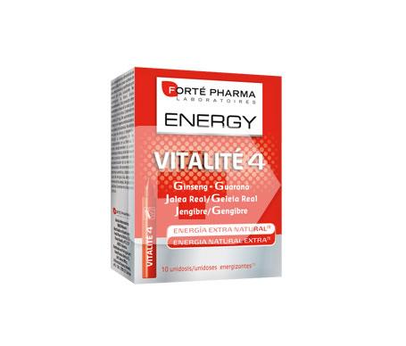 Energy Vitalité 4 10 flacons
