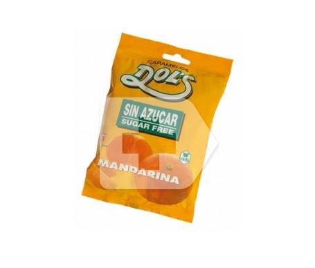 Dol's caramelos mandarina bolsa 60g