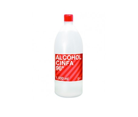 Cinfa alcol 96º 1l