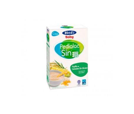 Hero Baby Pedialac SIN papilla de cereales 500g