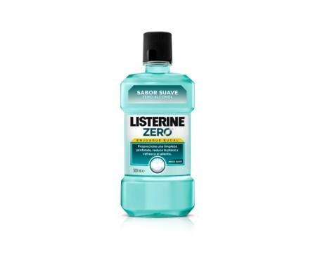 Listerine® Zero 500ml