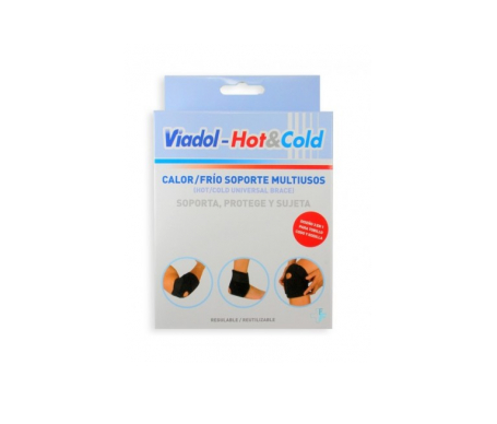 Viadol Hot&co soporte multiusos gel