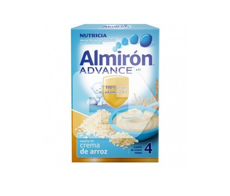 Almirón Advance crema de arroz 250g