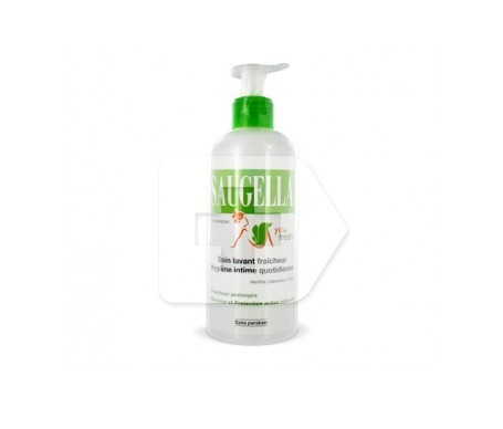 Saugella You Fresh jabón íntimo 200ml