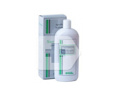 Sorigen gel de ducha 500ml