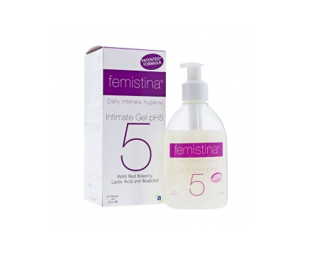 Femistina gel íntimo pH5 250ml