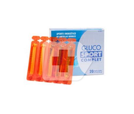 Gluco Sport Complet 20amp bebibles