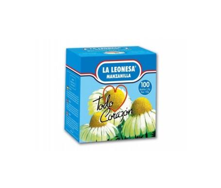Laleonesa® manzanilla infusión 10 filtros