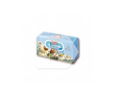 Laleonesa® manzanilla infusión 25 filtros