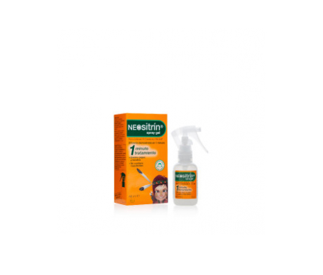 Neositrin® 100% spray gel 60ml
