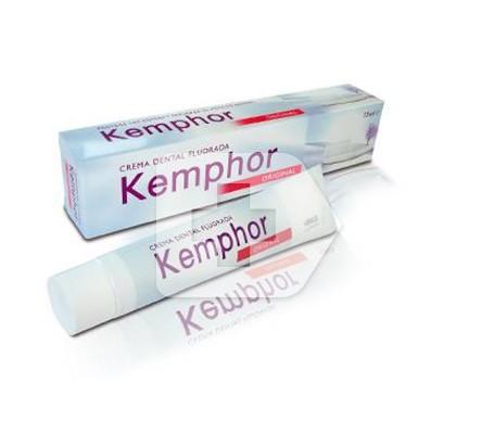 Kemphor dentifrice au fluorure 50ml