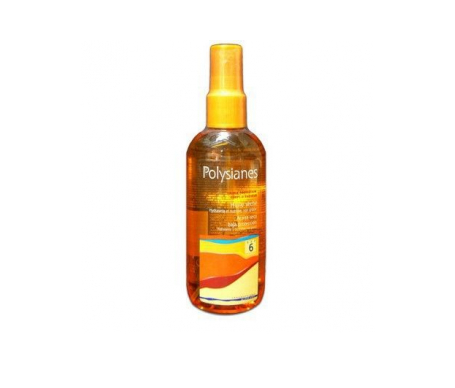 Polysianes aceite seco SPF6+ 150ml
