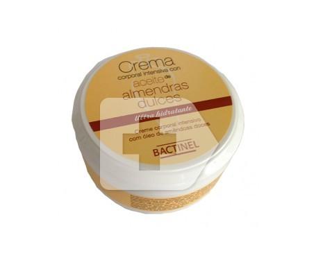 Bactinel Corporal crema con aceite de almendras dulces 185g