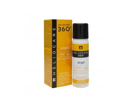 Heliocare 360º SPF50+ airgel 60ml