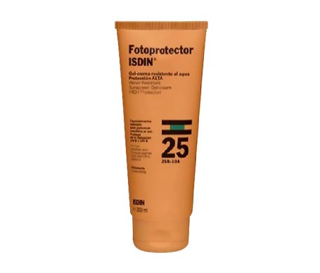 Fotoprotector ISDIN® SPF25+ gel crema 200ml