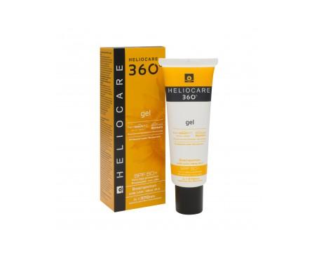Heliocare 360º SPF50+ gel 50ml