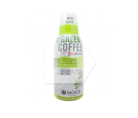 Biocol Green Coffee 500ml