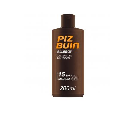 Piz Buin® Allergy SPF15+ loción 200ml