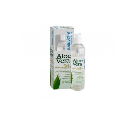 Saluvital Gel mit Aloe Vera 250ml