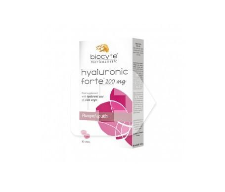 Biocyte Hyaluronic Forte 200mg X 30 comp