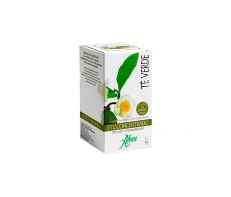 Aboca® Fitoconcentrado té verde 50cáps