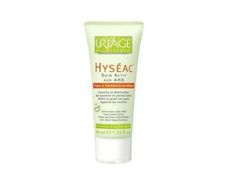 Uriage Hyséac crema con aha 40ml