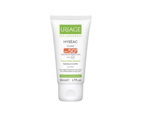 Uriage Hyseac Fluide Solaire SPF 50+ 50 ml