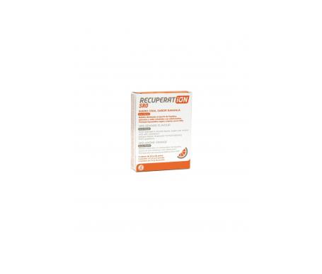 Recuperat-ion S.R.O. suero oral sabor naranja 4 sobres