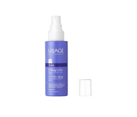 Uriage Cu-Zn (cobre-zinc) + spray 100ml