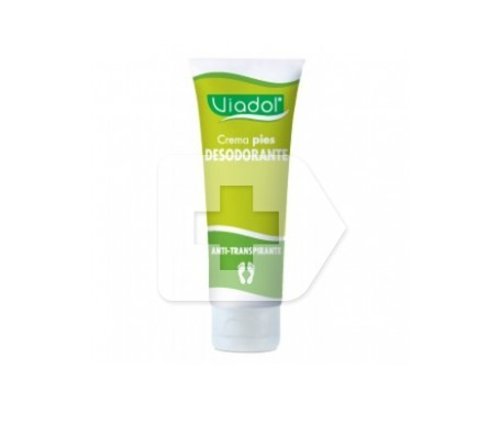 Viadol crema pies antitranspirante 50ml