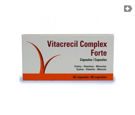 Vitacrecil Complex Forte 60cáps