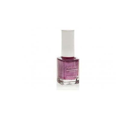 Nailine Oxygen esmalte de uñas color rosa palo nº14 12ml