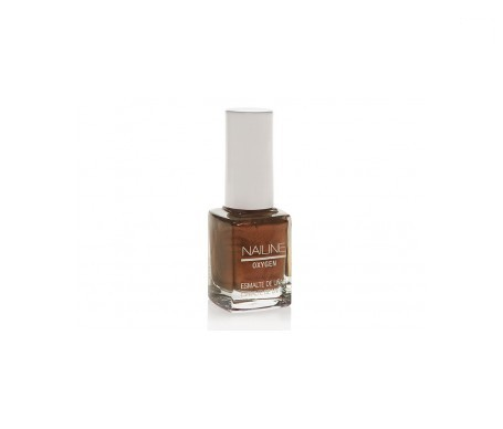 Nailine Oxygen esmalte de uñas color bronce perla nº15 12ml